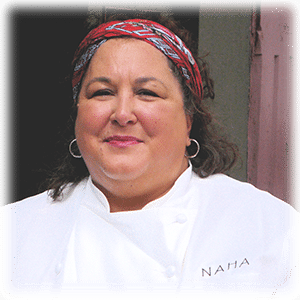 "2009 Inductee - Chef Carrie Nahabedian ""The Heart of Chicago"" Chef/Proprietor, NAHA"
