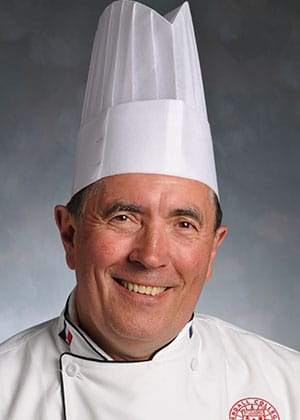 Chef Pierre Pollin ~ Kendall College ~ Chef Legend
